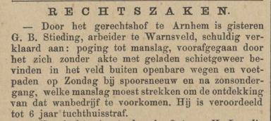 Provinciale Overijsselsche en Zwolsche courant 16-04-1885