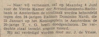 Voorwaarts : sociaal-democratisch dagblad 04-05-1928