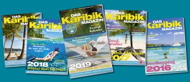Karibik, Magazine