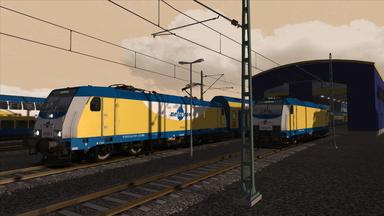 """146 539-2 und 146 541-8 """"Metronom"""""""