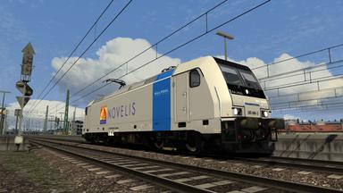 Update des DTG ME146 - (MRCE / RAILPOOL) Repaint Pack