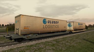 "Sdggmrss Trailer Wagon ""ULUSOY Logistics"""