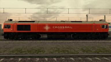 "266 284-9 ""Crossrail"""