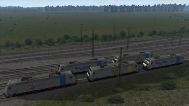 (DTG ME146) BR 185.2 RAILPOOL Repaint Pack