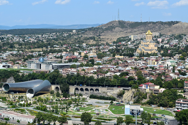 How to Spend Time in Tbilisi - Enjoy the City Views