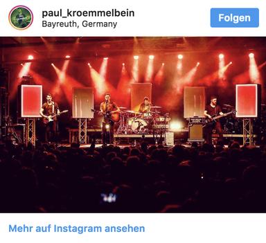 Paul Krömmelbein, Jonas Monar, Nico Weimer, Daniel Schild