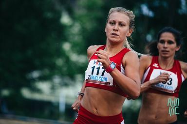 Julia Mayer Bahn Track WLV Sommermeeting 1000m 1k Wien