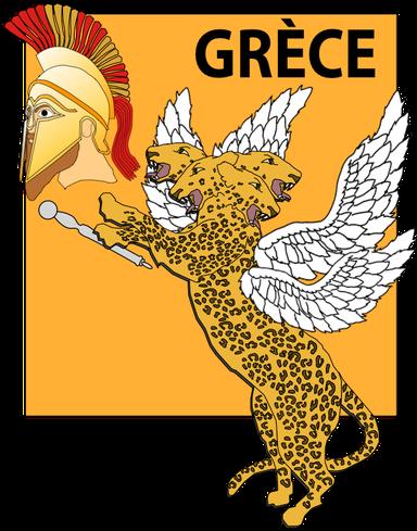 La rapidité des conquêtes d'Alexandre le Grand qui progresse à la vitesse de l'éclair est symbolisée par la course rapide du bouc qui parcourt toute la surface de la terre sans toucher le sol et par le léopard ailé extrêmement agile et rapide.