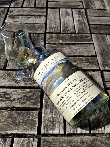 Fettercairn Whisky im Glas