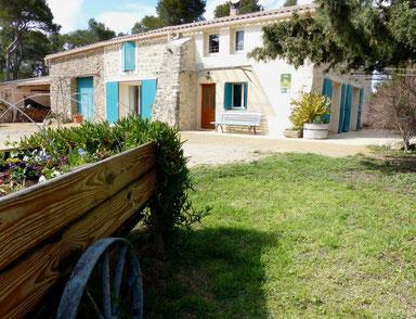 gite pays cathare à Mailhac, Aude