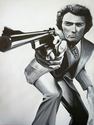 """Harry Get Your Gun"", 2012, acrylic on canvas, 60x80"