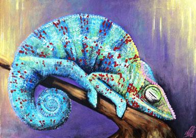 """Alma"", 2012, acrylic on canvas, 50x70"
