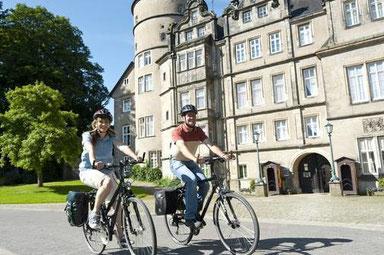 Residenzschloss in Detmold