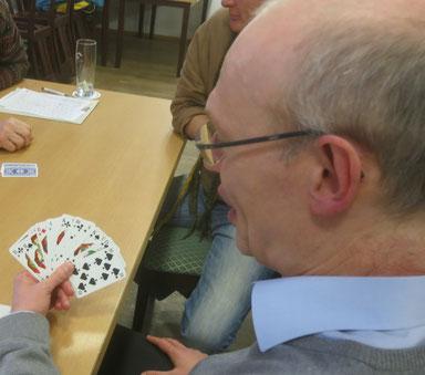 """Udo Kapp mit seinem """"Grand ouvert"""" – 216 Punkte wert; ein Klick auf das Foto zeigt ihn genauer!"""
