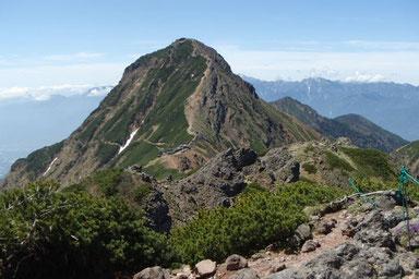 赤岳 登山 ガイド