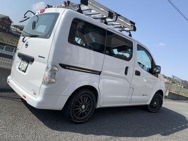 日産 E-NV200 電気自動車 V2H