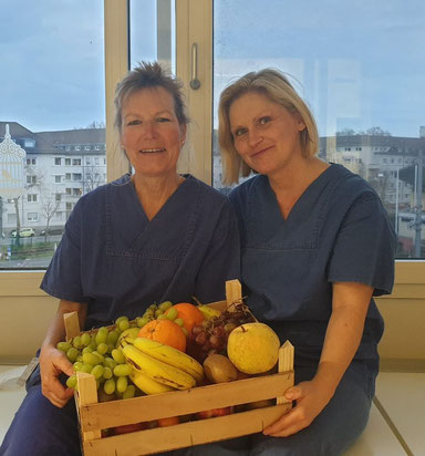 Vitamin-Express für die UMM Kinderklinik