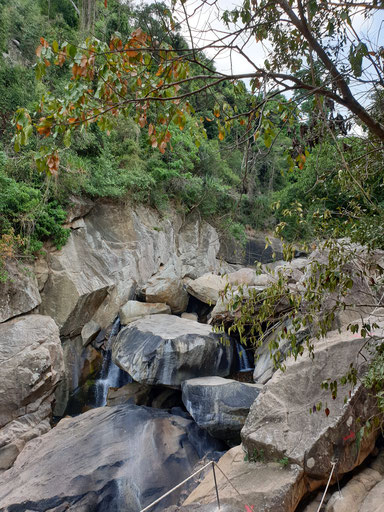 Bo Ho Wasserfall Vietnam
