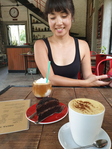 Egg-Coffee in Tam Coc
