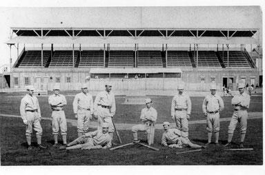 Nella foto i Providence Grays del 1884