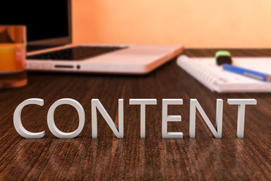 SEO Texte und Content Marketing