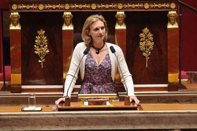 Isabelle Vasseur a siègé à l'Assemblée Nationale de 2007 à 2012.