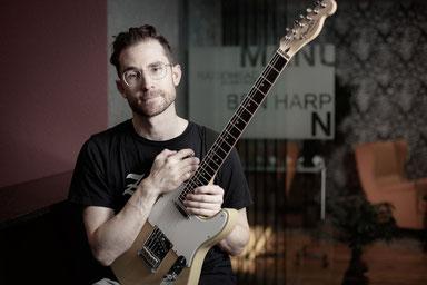 Helmuth Waldis Gitarrenlehrer