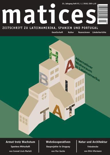 Ausgabe 93: Habitat - Alternativer Wohnraum in Lateinamerika
