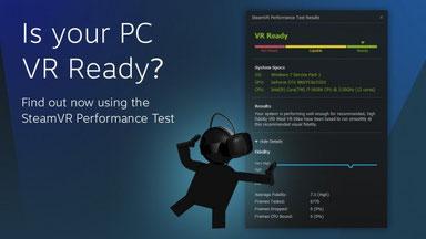 Ist dein PC VR Ready?