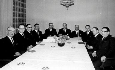 Johtokunta 1966