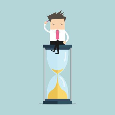 Zeitmanagement Seminar Stärkentrainer Frank Rebmann. Wieso reicht ein Tag aus?
