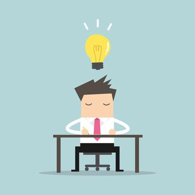 Ihr Wunsch wird zum Konzept. Online Seminar Management
