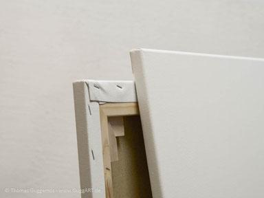 Leinwand - Malen mit Acryl
