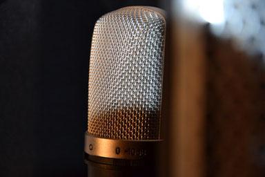 Blog - Gedanken auf Sendung, Mikrofon