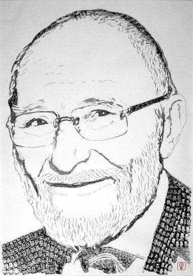 Stemplobraz, grafika, pieczatka, portret pieczatkowy, sztuka pieczatkowa, Wolf-Egon vo Schilgen