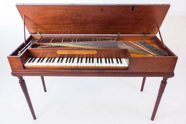 exposé sur l'histoire du piano