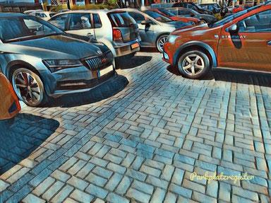 parkplatz flughafen weeze