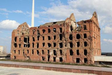 Старинная мельница Гергардта