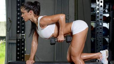 Michelle Lewin Ernährungsplan und Trainingsplan