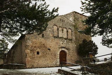 San Benedetto in Perillis, L'Aquila