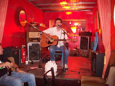 Atman no Mobile Blues Club, Schanze, Hamburg, 2009