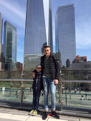 Familienurlaub New York