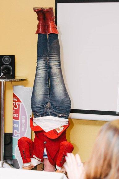 Karin Kastner Yoga und Life Coach Perspektivwechsel
