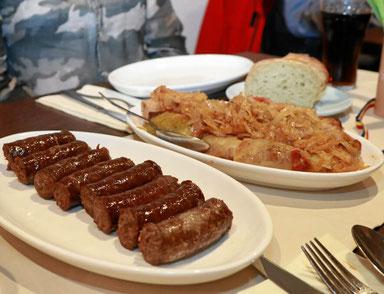 Hausmannskost à la deutschen Küche