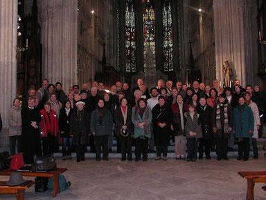 Stiftskirche Admont, Deutsche Messe (Schubert)