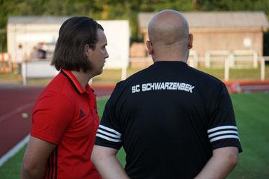 SCS-Trainer Apel und Reinke