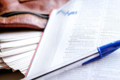 Mit einem Lektorat bringen Sie Ihre Texte auf Hochglanz. ©Foto: pixabay