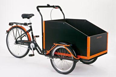 Lastenrad Transportrad Industriefahrrad Werkstattrad
