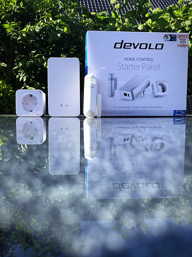 Devolo Home Control Starter Set