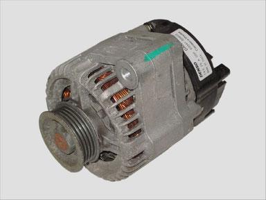 Lichtmaschine 75 A.
